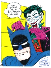13.joker &  batman $35.00