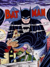 1.  orginal recreationThe Beginning Batman