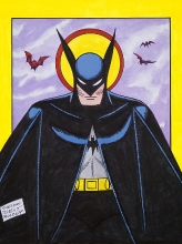 8. batman recreation $35.00